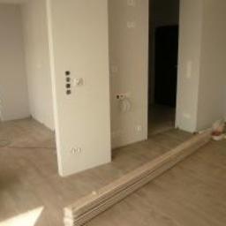 Wykończenia wnętrz mieszkań