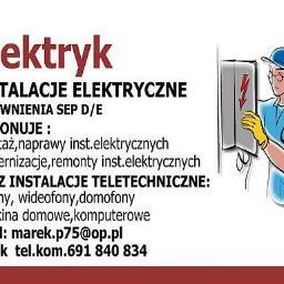 Elektroinstalacje - Alarmy Łódź