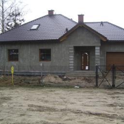 Domil Usługi Ogólno-Budowlane Ilona Dąbrowska - Układanie kostki brukowej Puck