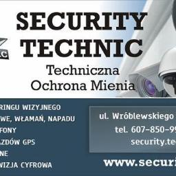 SECURITY TECHNIC Techniczna Ochrona Mienia - Alarmy Chodzież