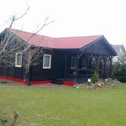P.P.U.H. Drewniany Ogród - Zadaszenie Tarasu Rogoźno