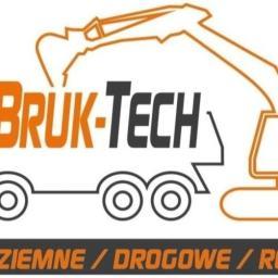 Bruk-Tech Dariusz Klepacki - Roboty Ziemne Jakubów