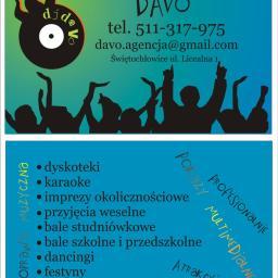Agencja Muzyczno-Rozrywkowa DAVO - Zespół muzyczny Świętochłowice