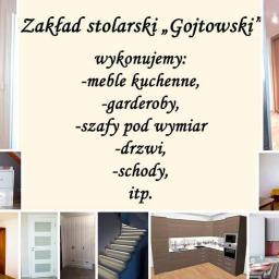 Zakład stolarski GOJTOWSKI - Balustrady nierdzewne Sierakowice