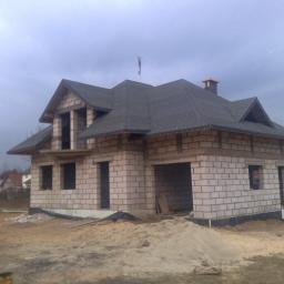 Usługi ogólnobudowlane - Budowa domów Krubiczew 7