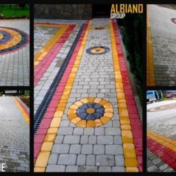 Albiano Group - Elewacje Męcina