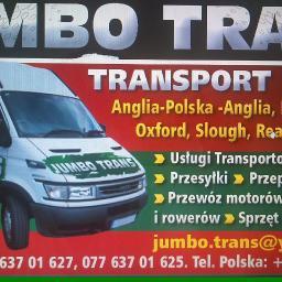 JUMBO TRANS - Firma transportowa Kłodzko