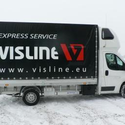 Visline Sp. z o.o. - Transport międzynarodowy do 3,5t Gdynia