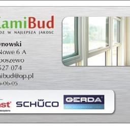 KAMIBUD Kamil Pydynowski - Okna PCV Baboszewo