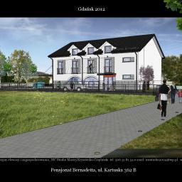 MC Studio Maciej Ciepliński - Adaptacja Projektu Gdańsk