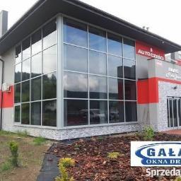 GAŁAT-Fabryka Okien Drzwi PCV i ALUM - Producent Okien Aluminiowych Nowy Sącz