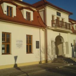 Budynek zabytkowy im, W. Witosa