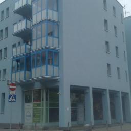 Wykonanie elewacji budynku spółdzielni PIAST- Kraków