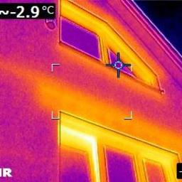 Ekspertyza, badanie kamerą termowizyjną- mostki termiczne