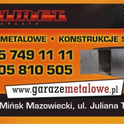 P.U.H. Kelmet-garaże-Mińsk Mazowiecki