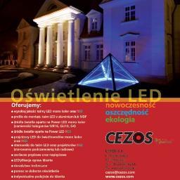 CEZOS producent oświetlenia LED i RGB - Żarówki LED Gdynia
