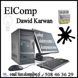 F.H.U. Elcomp Dawid Karwan - Naprawa komputerów Rybnik