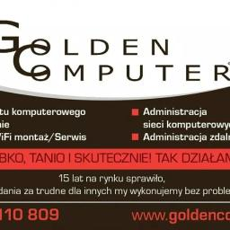 FHU Golden Computer - Firma IT Kraków