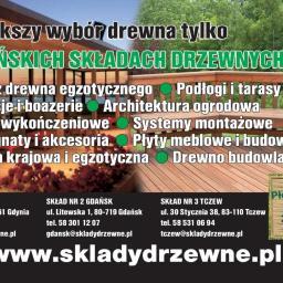 Gdańskie Składy Drzewne - Tartak Tczew