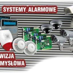 Alarmy i Monitoring - Systemy alarmowe, usługi Jarocin