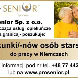 Pro-Senior Sp. z o.o. - Dietetyk Opole