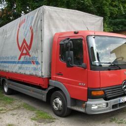 Transport Towarowy - Usługi Przeprowadzkowe Głogów
