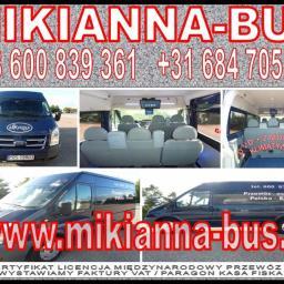 MIKIANNA-BUS - Wypożyczalnia samochodów Ostrów Wielkopolski