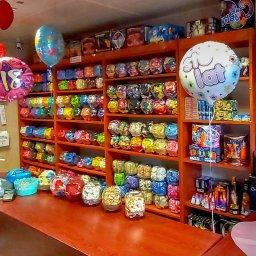 Efekt Bytom - Sklep z balonami / balony z helem / art. imprezowe / fajerwerki - Pokaz Sztucznych Ogni Bytom