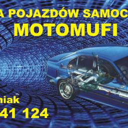 Motomufi - Wymiana olejów i płynów Klęczkowo