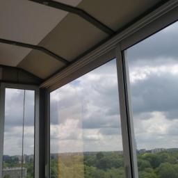 Balkon cichy