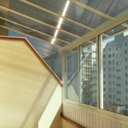 Balkon mały
