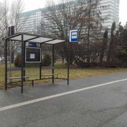 Przystanek autobus