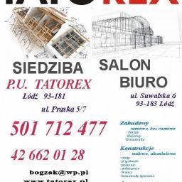 Tatorex - Bramy garażowe Łódź
