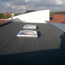 Kopułki na dachu