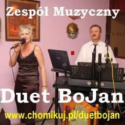 Zespół Muzyczny Duet BoJan - Zespół muzyczny  Głogów