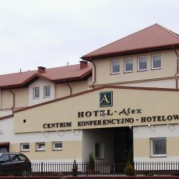 Centrum konferencyjno hotelowe alex - Catering świąteczny Zamość