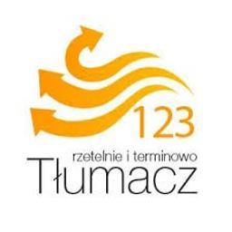 Biuro Tłumaczeń 123tłumacz.pl - Nauczyciel Angielskiego Kraków
