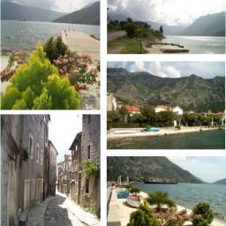 Apartamenty RISAN - CZARNOGÓRA - Biuro turystyczne Risan Montenegro