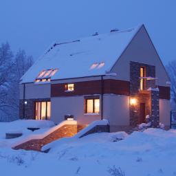 Projekty typowe i indywidualne domów jednorodzinnych z poddaszem użytkowym