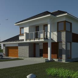 Projekty domów Warszawa 4