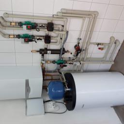 Instalatorstwo Elektryczne i Hydrauliczne Grabowski Sanisław - Instalacje gazowe Ciemne