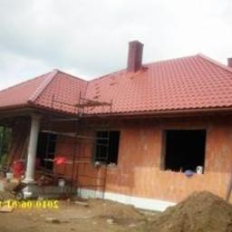 Wymiana dachu Białystok 1