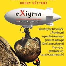 EXigma AGENCJA PRACY - Biznes plan Bydgoszcz
