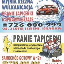 Firma Handlowo Usługowa Gałęza Adrian Gałęza - Myjnie Kraków