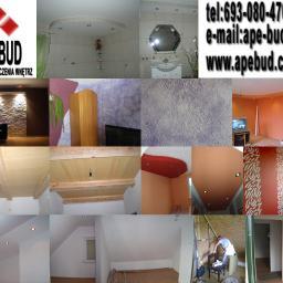 APE-BUD remonty i wykończenia wnętrz - Remonty biur Łęczna