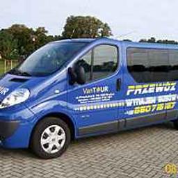 Van Tour Przewóz Osób - Firma transportowa Gryfino