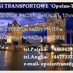 Opolan-Trans - Transport Drogowy Praszka