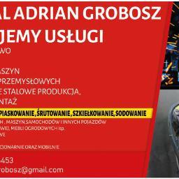 Adrian GROBOSZ ŁUK-PAL - Ogrodnik Gogolin