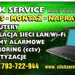 Click Service - Pompy ciep艂a Halinów