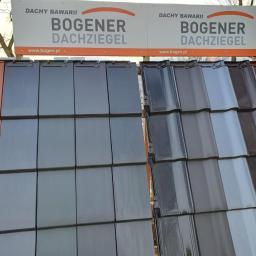 Dachy Bawarii, Bogen Manufaktura, przedstawiciel niemieckiej firmy Bogener Dachziegel specjalizuje się w sprzedaży dachówek typu karpiówka, holenderka, i inne